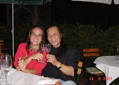 Mit den Zhou Brothers